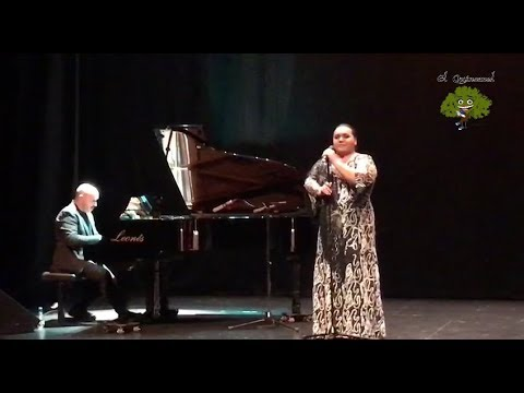 Flamenco mi voz y un piano Falete