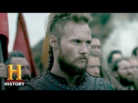 Vikings Season 4B (Comic-Con Teaser 'Returns')