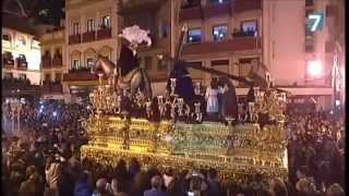 Tres Caídas De Triana En Campana 2015. Semana Santa De Sevilla