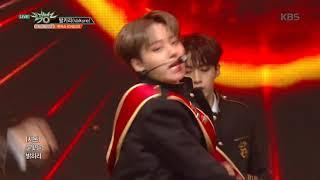 뮤직뱅크 Music Bank - 발키리 (Valkyrie) - 원어스(ONEUS) .20190215