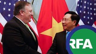 Việt Nam Và Hoa Kỳ Phải Chăng Là Những đồng Minh Trên Thực Tế?