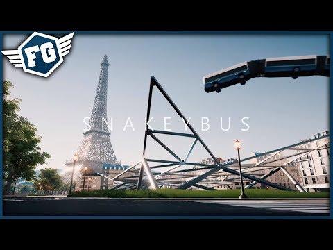 HAD Z AUTOBUSŮ - Snakeybus