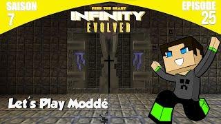 Let's Play S07 [FR]ᴴᴰ - Minecraft Moddé │Ep# 25 - Affrontons ces nouveaux boss !