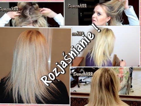 Olej łopianu na suche włosy