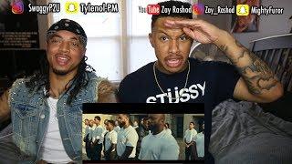 YG   Handgun Ft. A$AP Rocky Reaction Video