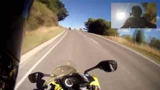 preview picture of video 'Akaroa on a GSXR-600 Part 2'
