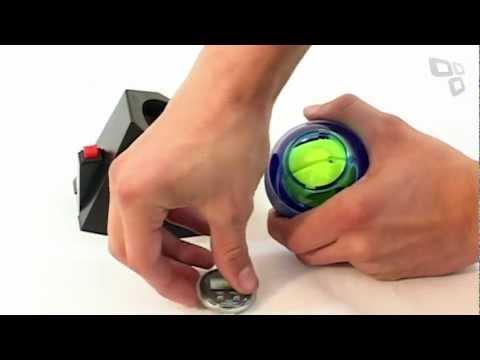 Análise de Produto - Powerball DFX Sports Pro Gyro - Tecmundo