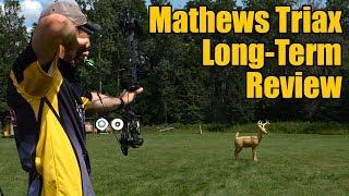 Mathews Triax Review