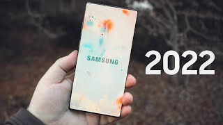 Samsung Galaxy Note 2022