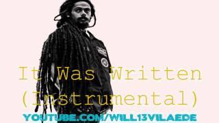 Damian Marley - It was written (instrumental)