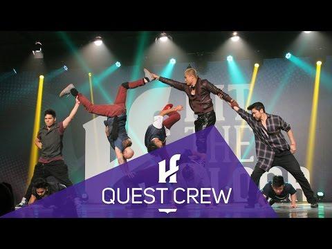 QUEST CREW | Hit The Floor Lévis #HTF2015