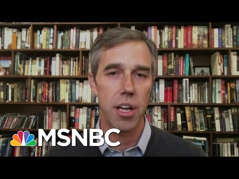 O'Rourke: Texas Paying For Decisions State GOP Leadership Has Made | Morning Joe | MSNBC
