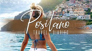 Top Positano Travel Tips | Amalfi Coast Italy | Carleigh Thomas