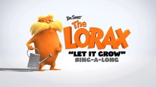 Dr. Seuss' The Lorax - Let It Grow - Own it on Blu-ray Combo Pack on August 7th