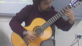 Tribute to Dolores O' Riordan - Promises by Cranberries on classical guitar