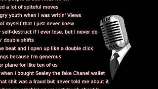 Drake - Do Not Disturb (lyrics)