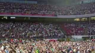 Jovanotti - Intro - Ciao mamma - Lorenzo negli stadi Backup Tour 2013