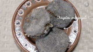 Tu cocina - Gorditas de chirimoya