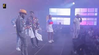 WIZKID SHEYI SHEY TIWA SAVAGE DJ SPINAL DJ OBI DJ EXCLUSIVE DJ CUPPY LITE UP PEPSI LITUATION