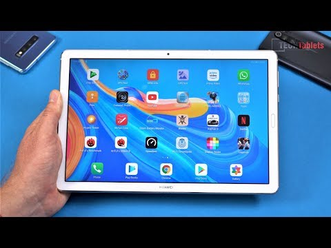 Huawei MediaPad M6 Review - A Beast Of A Tablet