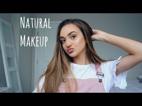 NATURAL EVERYDAY MAKEUP ROUTINE!