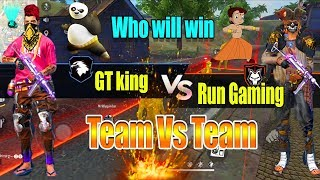 RUN GAMING TEAM VS GAMING TAMIZHAN TEAM CLASH SQUAD MATCH | Free Fire Tips&TRicks Tamil
