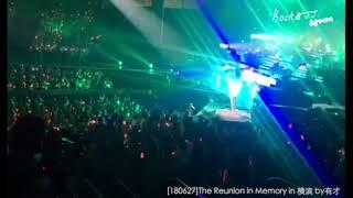 [ROCKJJ][180627]KJJ The Reunion In Memory In Yokohama -stand By U