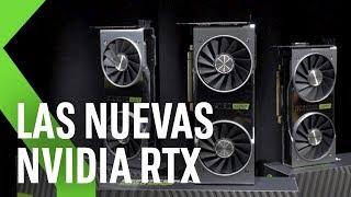 El RAY-TRACING EVOLUCIONA con las nuevas NVIDIA RTX SUPER
