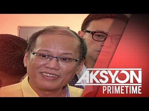 [News5]  Dating pangulong Noynoy Aquino, ayaw nang patulan si dating Sen. Enrile