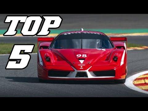 TOP 5 -  Best sounding Ferrari V12 closed wheel racecars (Ferrari week video 6)