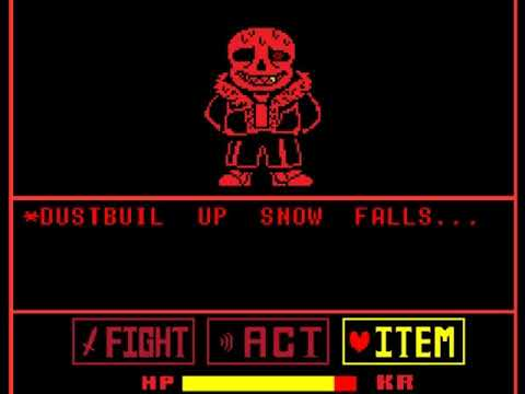 Download Underfell Sans And Papyrus Fight Video 3GP Mp4 FLV HD Mp3