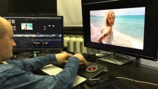 Цветокоррекция клипа Reflex - Все что хотела