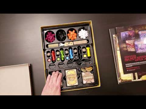 Lords of WaterDeep - Whats in the Box?