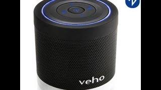 Veho 360 M4 Bluetooth Wireless Speaker HD Review | www.StephenRossScott.com