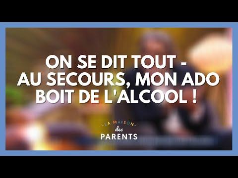 Au secours, mon ado boit de l'alcool : on se dit tout ! - La Maison des parents #LMDP