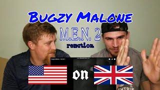Bugzy Malone   M.E.N. 2 | {{REACTION}}