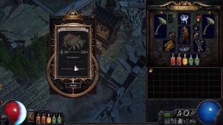 Path of Exile : Trading Divination Cards [Part 1] [10 Cards]