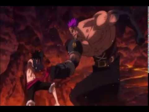 Luffy vs Z AMV