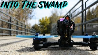 Lost in The Swamp I 3D FPV FREESTYLE I