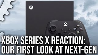 DF Direct: Xbox Series X Reaction - Our First Look At Next-Gen Hardware!