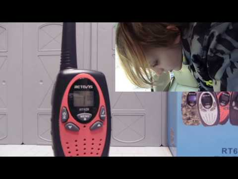 KIDS WALKIE TALKIES REVIEW!