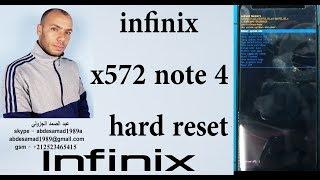 infinix note 4 hummingbird hard reset - मुफ्त