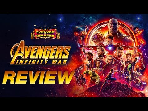 Avengers Infinity War Review | Marvel Studios | Popcorn Pe Charcha | Amol Parchure | ADbhoot