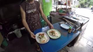 Таиланд Паттайя 2017 Тонкости приготовления тайского завтрака