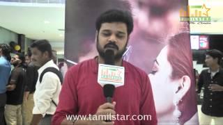 Priyan Speaks at Salim Movie Audio Launch