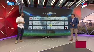 Así quedaron los grupos de la Copa Libertadores 2019