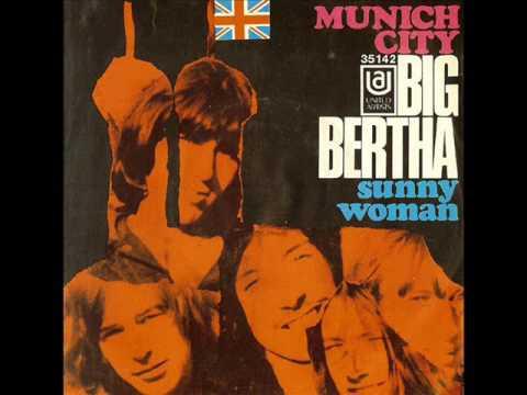 Big bertha. Munich City (UK 1970) online metal music video by BIG BERTHA