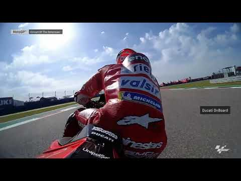 Mission Winnow Ducati OnBoard: Grand Prix of the Americas