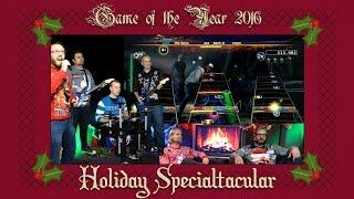 Holiday Specialtacular 2016: Rockin' Around