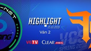 CR vs FFQ  Highlight [VCS Mùa Xuân 2019][25.01.2019][Ván 2]